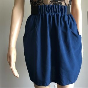 Silence and Noise Skirt with Pockets